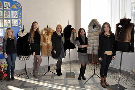 Textile Study in Ukrain