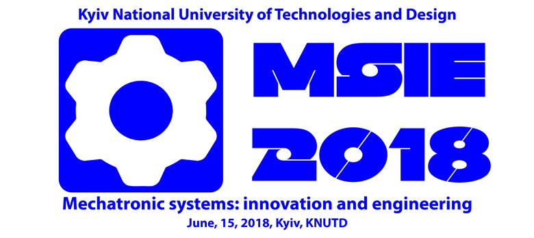 "II International Scientific Conference ""Mechatronic systems: innovation and engineering"""